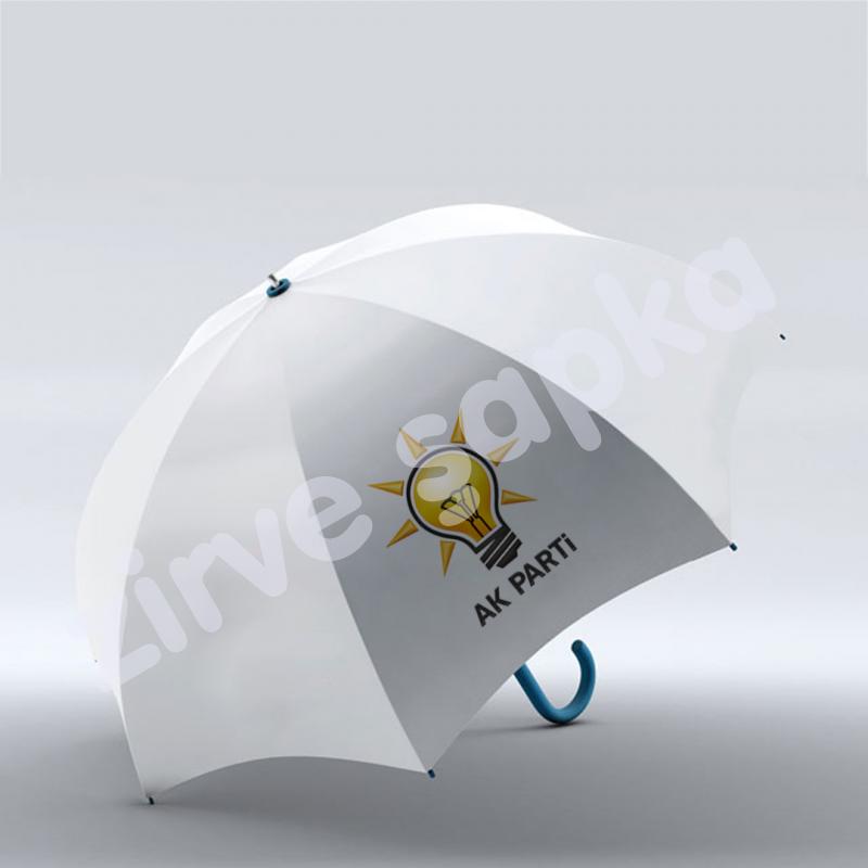 Ak Parti Promosyon Şemsiye