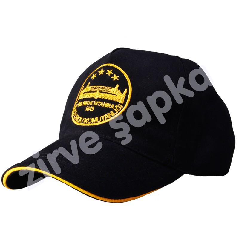 Asker Şapkası Siyah