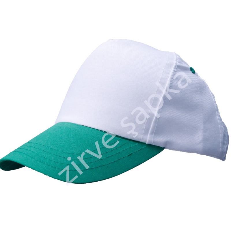 Bereket Şapka Beyaz - Yeşil