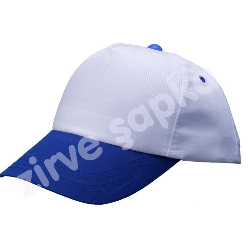 Bereket Şapka Beyaz - Saks