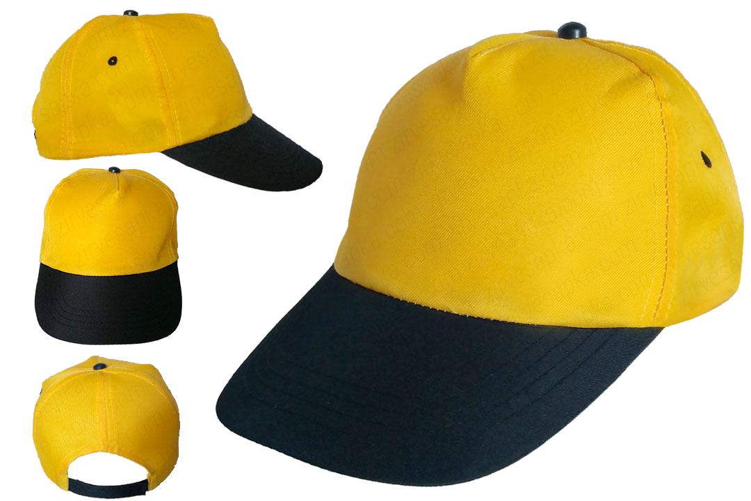 Bereket Şapka Sarı Siyah