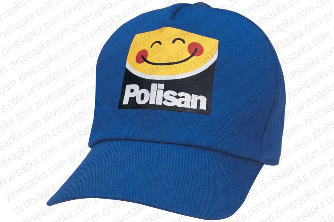 Boyacı Şapkası Mavi