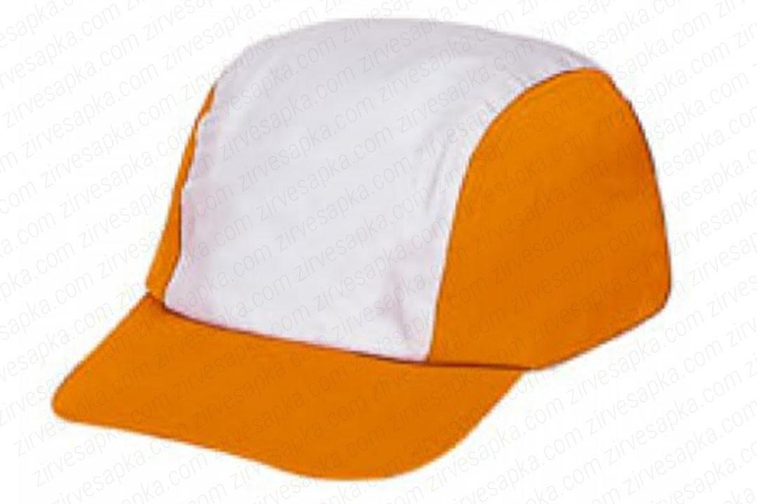 Boyacı Şapkası Turuncu