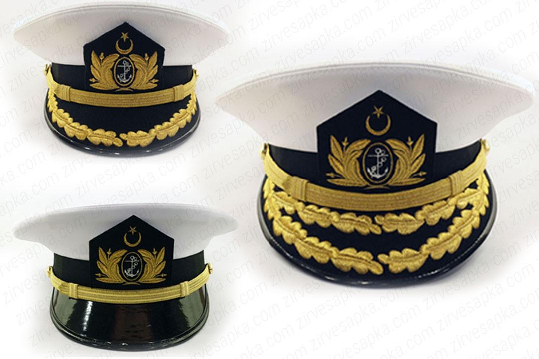 Donanma Şapkası Komutanlık