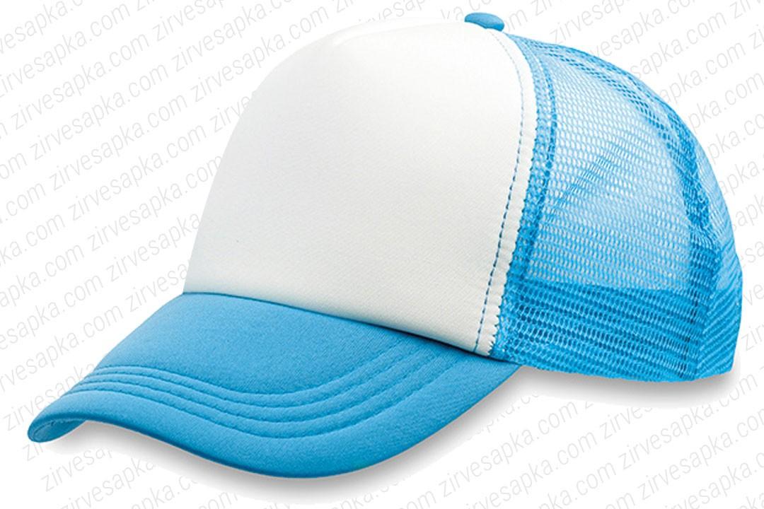 Fileli Şapka Turkuaz