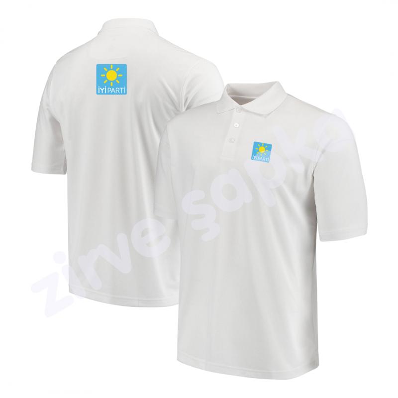 İyi Parti Promosyon Lakost Tişört