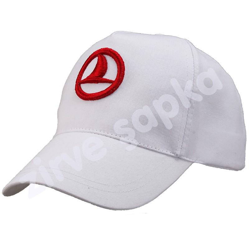 Klasik Kaliteli Şapka Beyaz