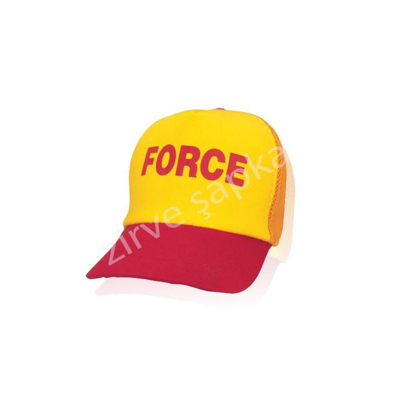 Klasik Reklam Şapkası Polyester