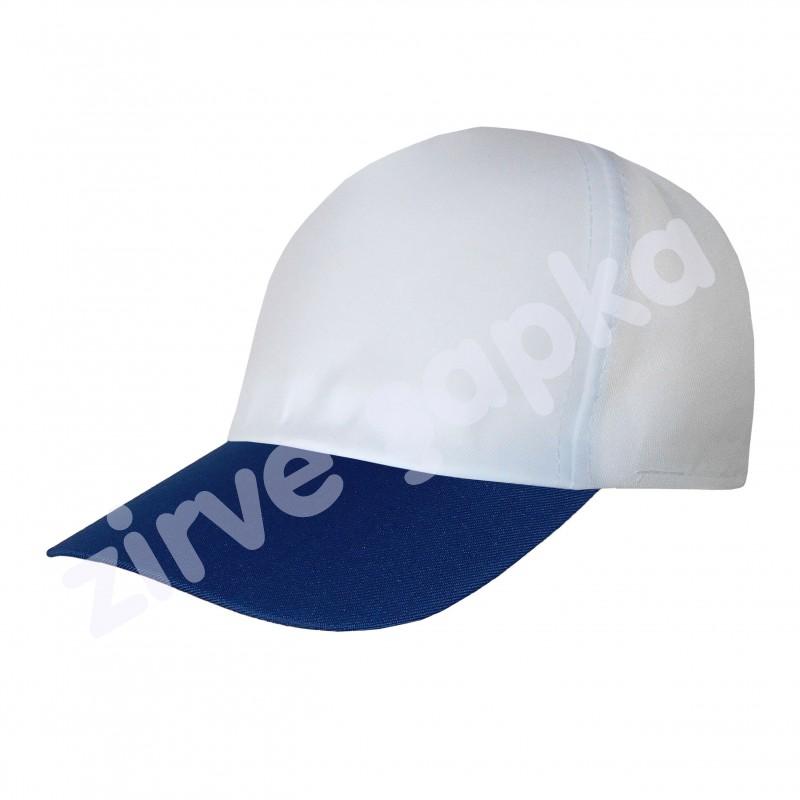 Ortaasya Bereket Şapka - Beyaz Mavi