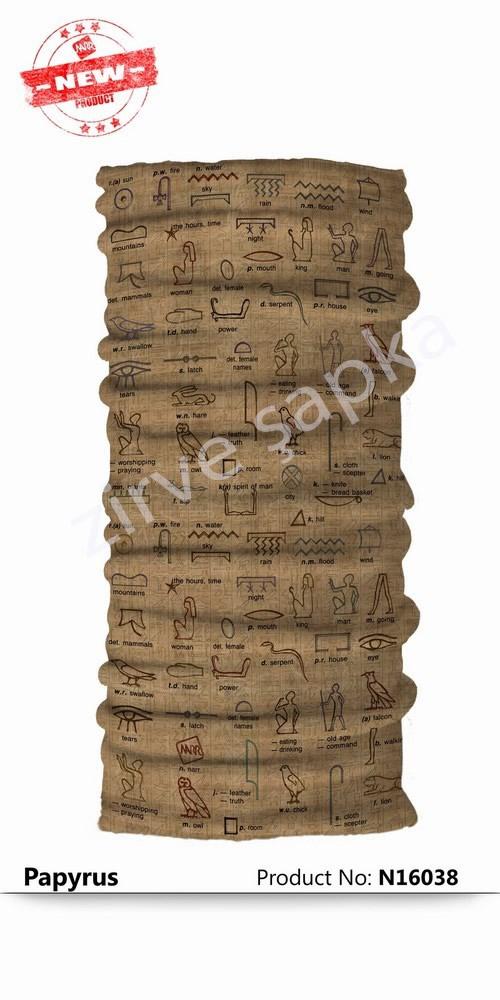 Papyrus Bandana