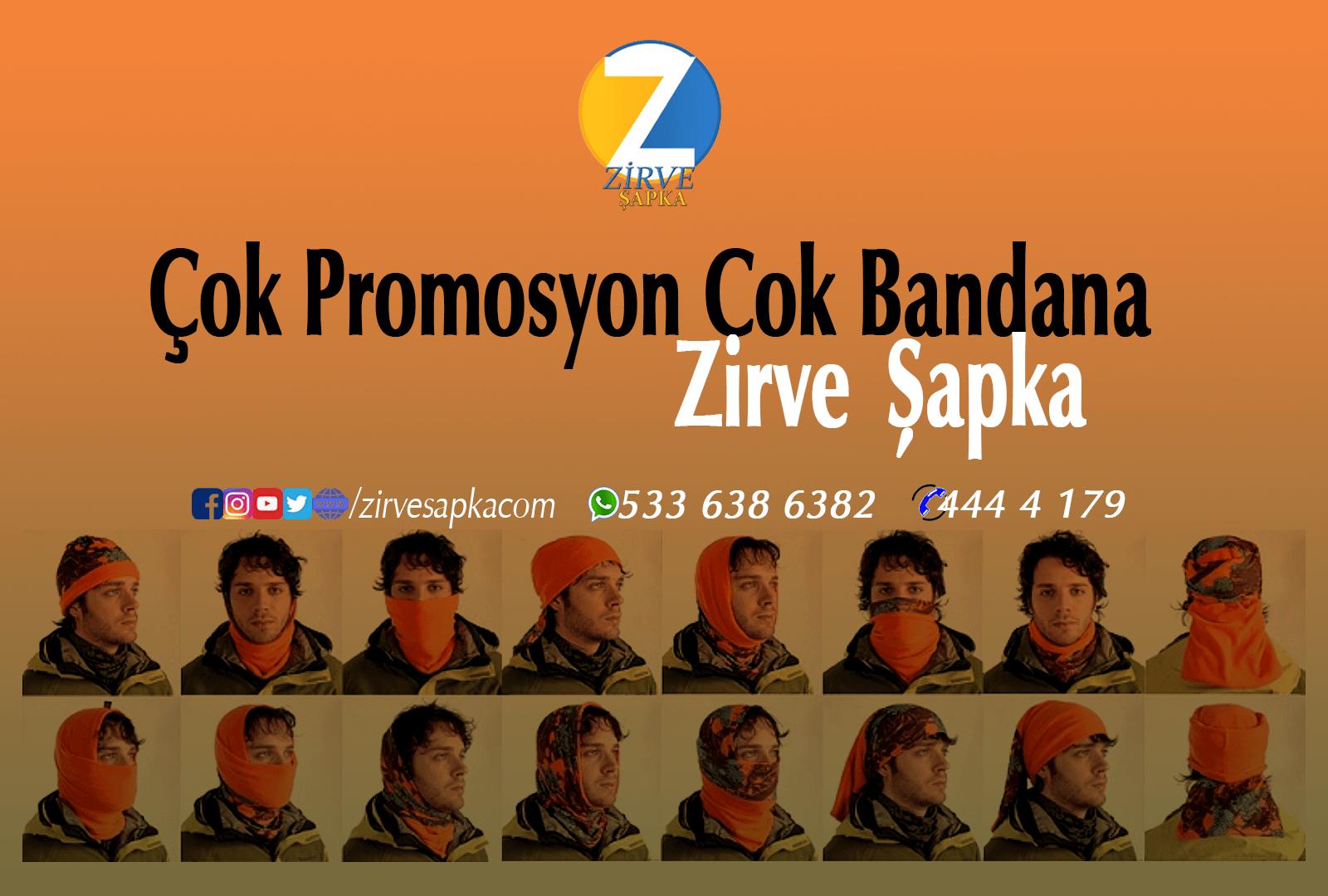 Promosyon Bandana