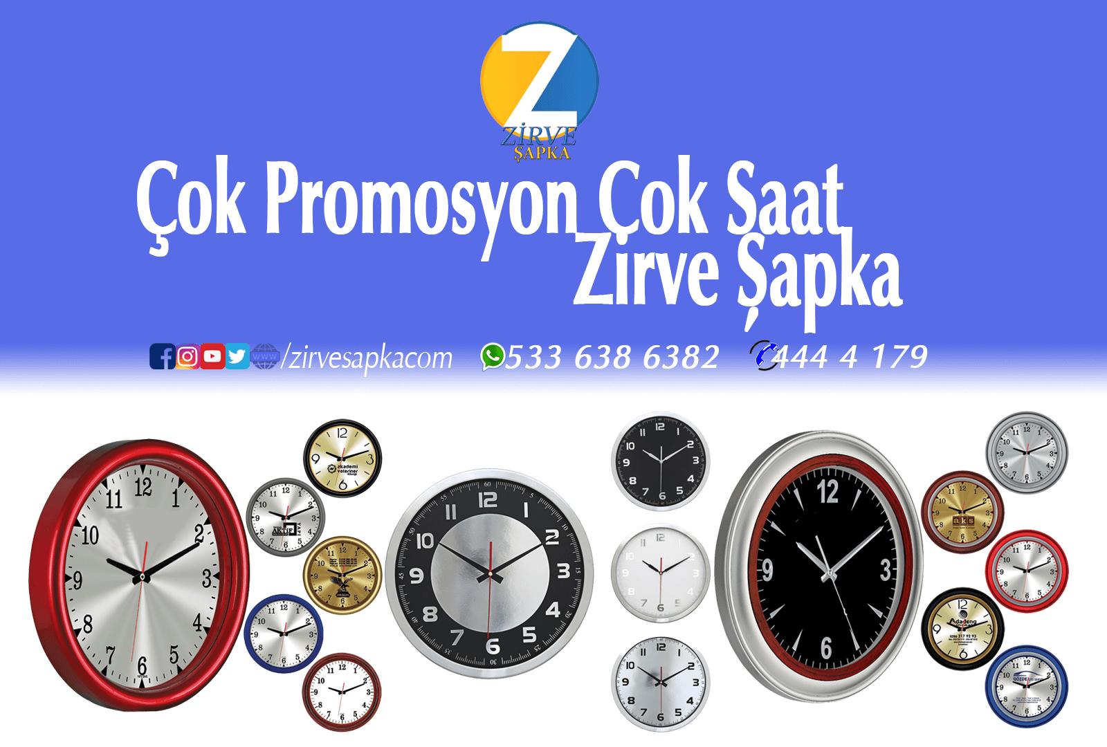 Promosyon Saat  Zamanı