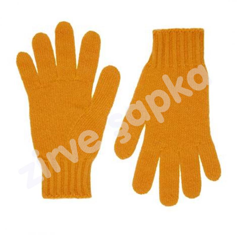 Triko Sarı Eldiven